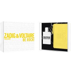 Zadig & Voltaire Set This Is Her 2016 W 50ml edp + Pocket