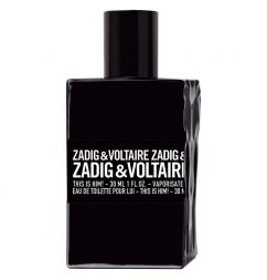Zadig & Voltaire This is Him 2016 M edt 30ml