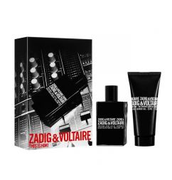 Zadig & Voltaire Set This is Him 2016 M edt 50ml + 75ml SG